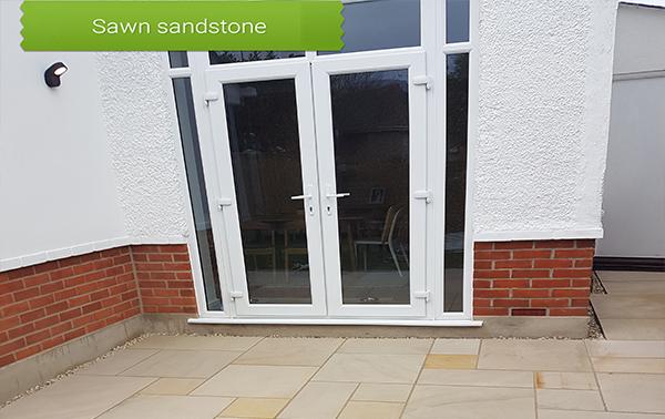 Sawn Sandstone Bournemouth