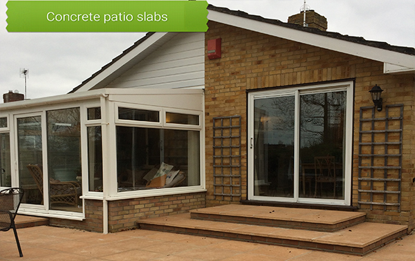 Concrete Patio Slabs Bournemouth