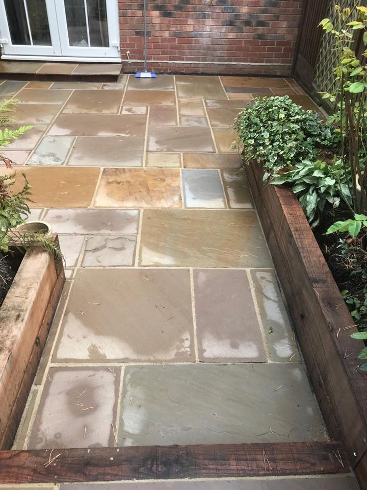 Indian Sandstone Bournemouth