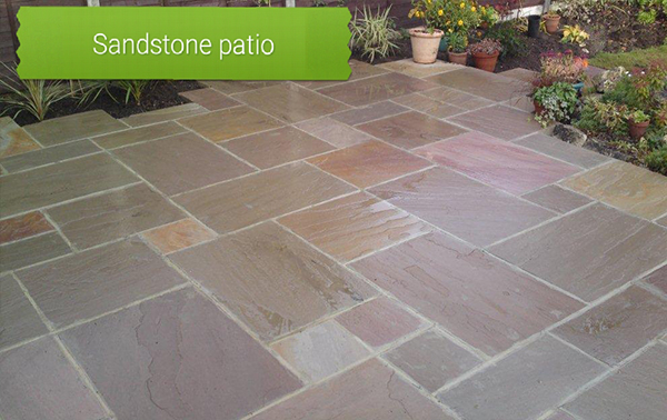 Sandstone Patio Bournemouth
